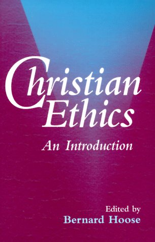Christian Ethics An Introduction  1998 edition cover