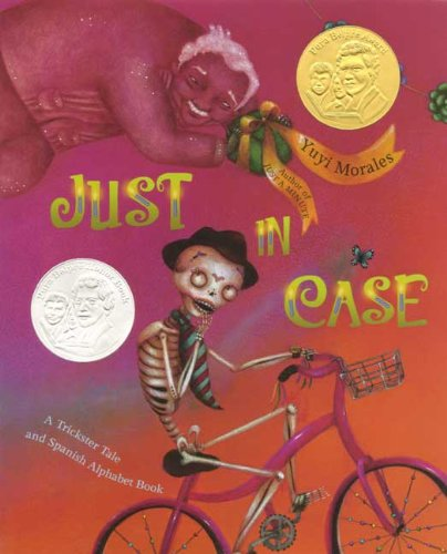 Just in Case A Trickster Tale and Spanish Alphabet Book  2008 edition cover
