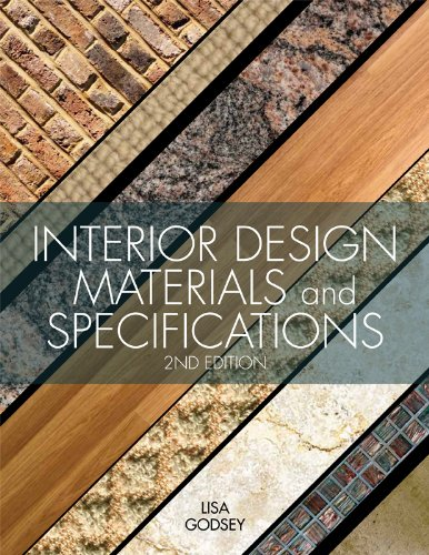 Interior Design Materials and Specifications  2nd 2013 edition cover