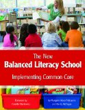 New Balanced Literacy School Implementing Common Core  2014 edition cover