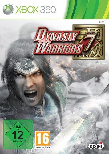 Dynasty Warriors 7 Xbox 360 artwork