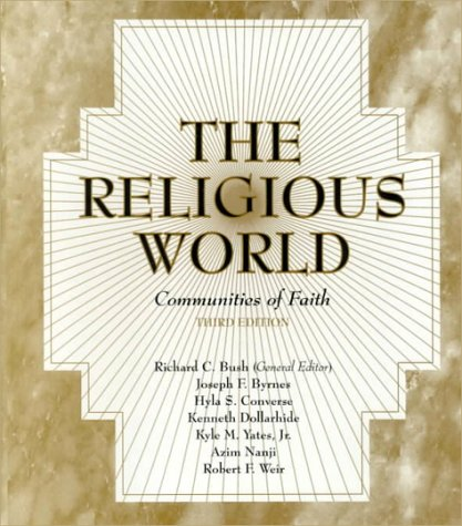 Religious World Communities of Faith 3rd 1993 edition cover