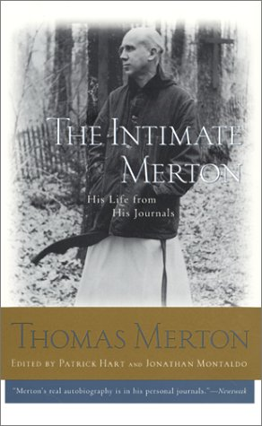 Intimate Merton His Life from His Journals N/A edition cover