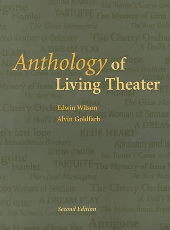 Anthology of Living Theater  2nd 2001 (Revised) edition cover