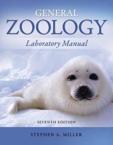 General Zoology:   2012 edition cover