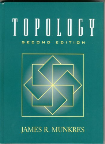 Topology  2nd 2000 (Revised) 9780131816299 Front Cover