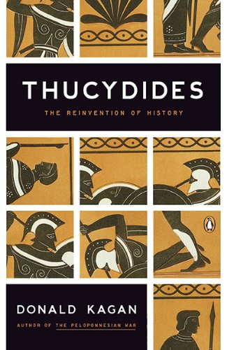 Thucydides The Reinvention of History  2010 9780143118299 Front Cover
