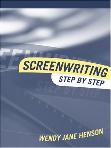 Screenwriting Step by Step  2005 edition cover