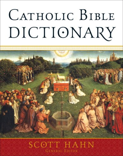 Catholic Bible Dictionary  N/A edition cover