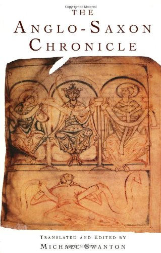 Anglo-Saxon Chronicle   1999 9780415921299 Front Cover