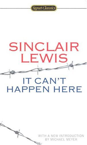 It Can't Happen Here   1963 edition cover
