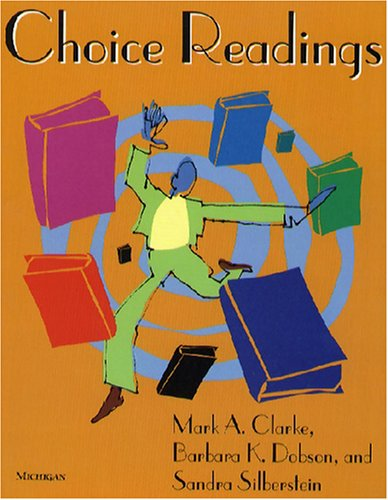 Choice Readings  N/A 9780472083299 Front Cover