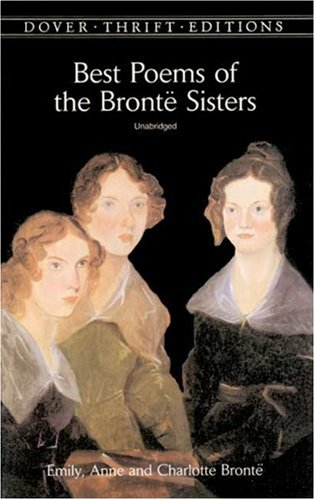 Best Poems of the Bront� Sisters   1997 edition cover