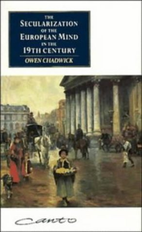 Secularization of the European Mind in the Nineteenth Century  N/A edition cover