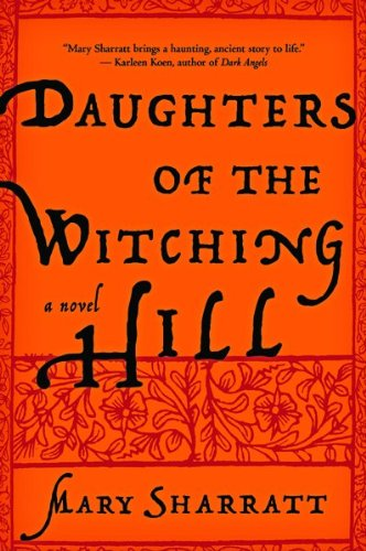 Daughters of the Witching Hill   2009 9780547422299 Front Cover