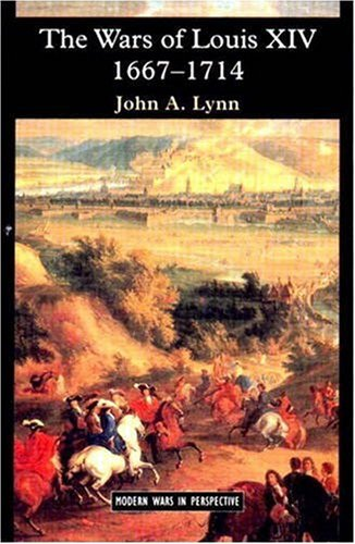 Wars of Louis XIV, 1667-1714   1999 edition cover