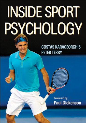 Inside Sport Psychology   2010 9780736033299 Front Cover