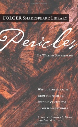 Pericles   2005 edition cover