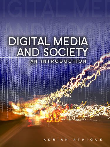 Digital Media and Society An Introduction  2013 edition cover