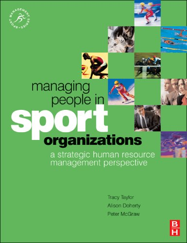 Managing People in Sport Organizations   2007 edition cover