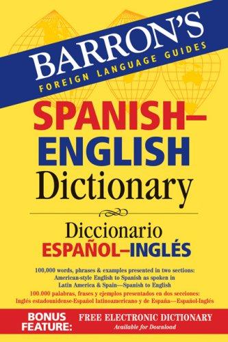 Spanish-English Dictionary Diccionario Espa�ol-Ingl�s  2006 edition cover