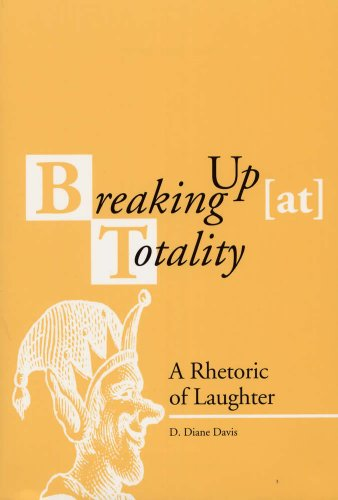 Breaking up [At] Totality A Rhetoric of Laughter  2000 edition cover