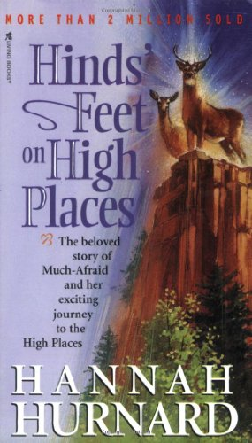 Hinds' Feet on High Places   1997 edition cover