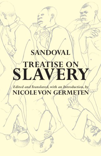 Treatise on Slavery Selections from de Instauranda Aethiopum Salute  2008 edition cover