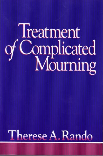 Treatment of Complicated Mourning   1993 edition cover