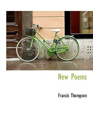 New Poems  N/A 9781116049299 Front Cover