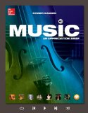 Music: An Appreciation  2015 9781259670299 Front Cover
