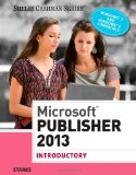 Microsoft� Publisher 2013, Introductory   2014 edition cover