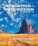 Sensation and Perception:   2016 9781305580299 Front Cover