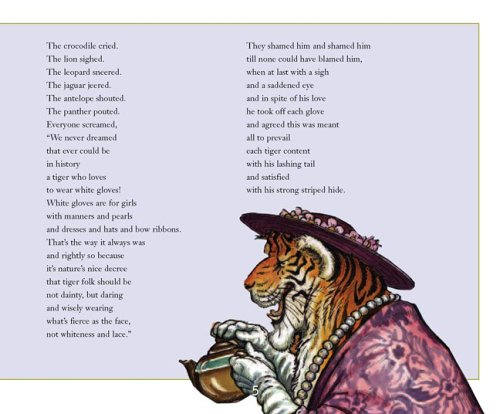 Poetry Speaks to Children   2005 edition cover