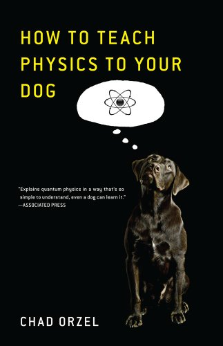 How to Teach Quantum Physics to Your Dog  N/A edition cover