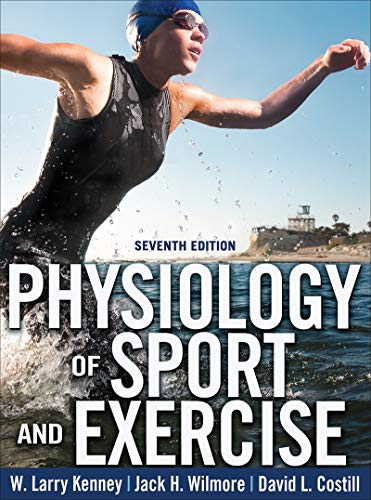 Physiology of Sport and Exercise  7th 2020 9781492572299 Front Cover