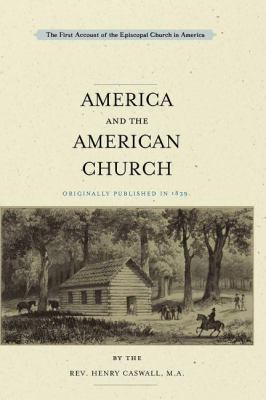 America and the American Church  N/A 9781557095299 Front Cover