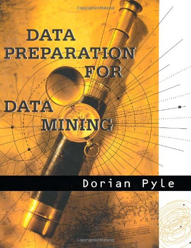 Data Preparation for Data Mining   1999 edition cover