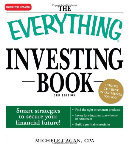 Investing Book Smart Strategies to Secure Your Financial Future! 3rd 2009 (Revised) edition cover