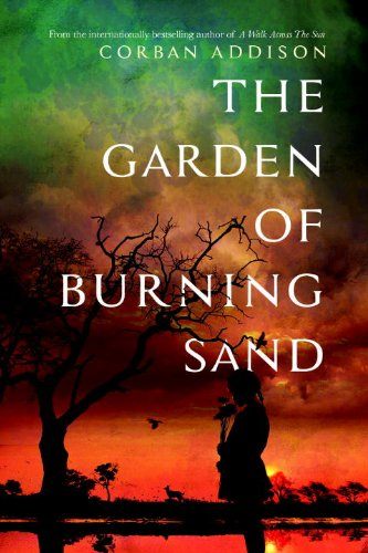 Garden of Burning Sand  N/A edition cover