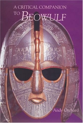Critical Companion to Beowulf   2004 edition cover