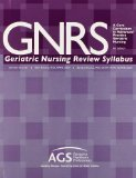 GERIATRIC NURSING REVIEW SYLLA N/A edition cover