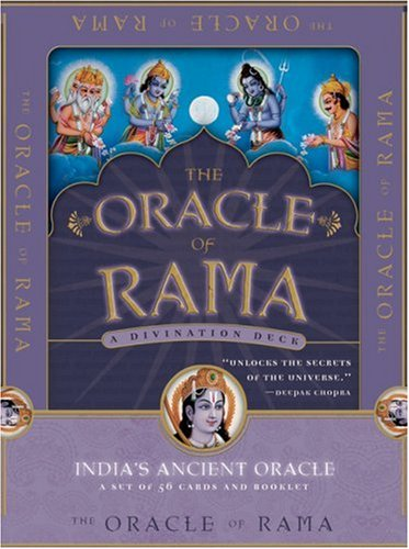 Oracle of Rama   2005 9781932771299 Front Cover