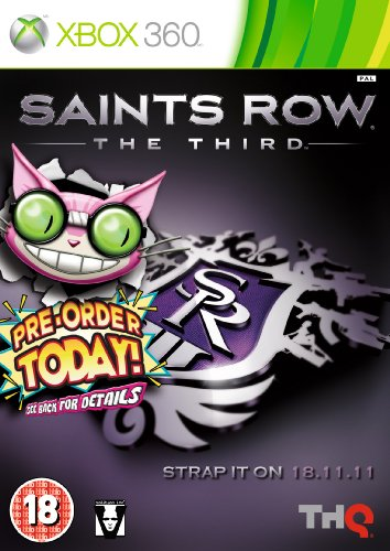 Saints Row: The Third - Limited Edition (Xbox 360) Xbox 360 artwork