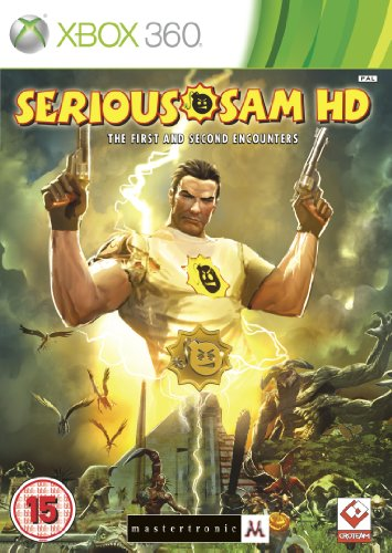 Serious Sam - Gold Edition (Xbox 360) by Mastertronic Xbox 360 artwork