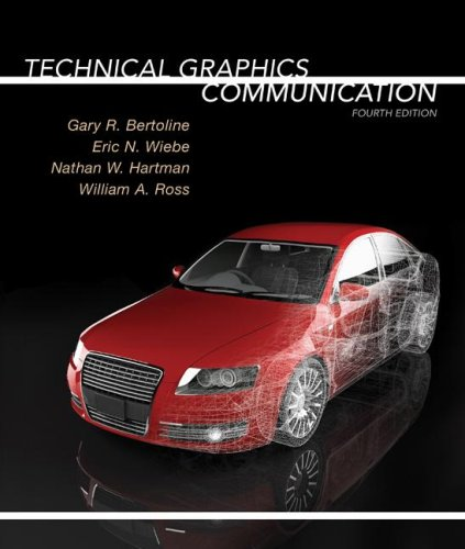 Technical Graphics Communication  4th 2009 edition cover