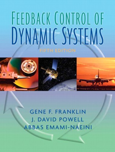Feedback Control of Dynamic Systems  5th 2006 (Revised) edition cover