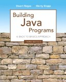 Building Java Programs A Back to Basics Approach 3rd 2014 edition cover