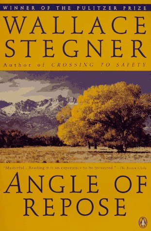 Angle of Repose   1971 edition cover