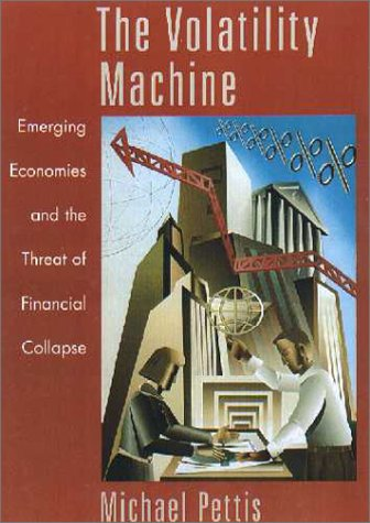 Volatility Machine Emerging Economics and the Threat of Financial Collapse  2001 9780195143300 Front Cover